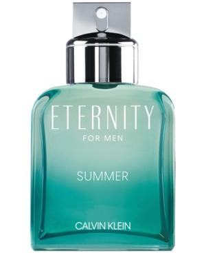 Calvin Klein Men's Eternity Summer For Men Eau de Toilette, 3.3-oz.