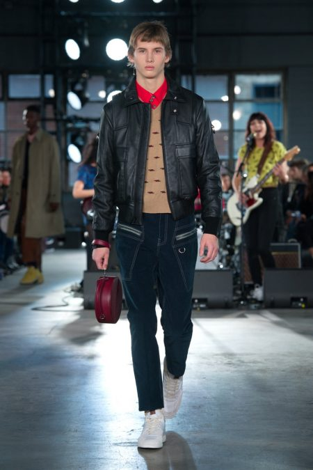 Coach Channels Downtown Vibe with Fall '20 Collection