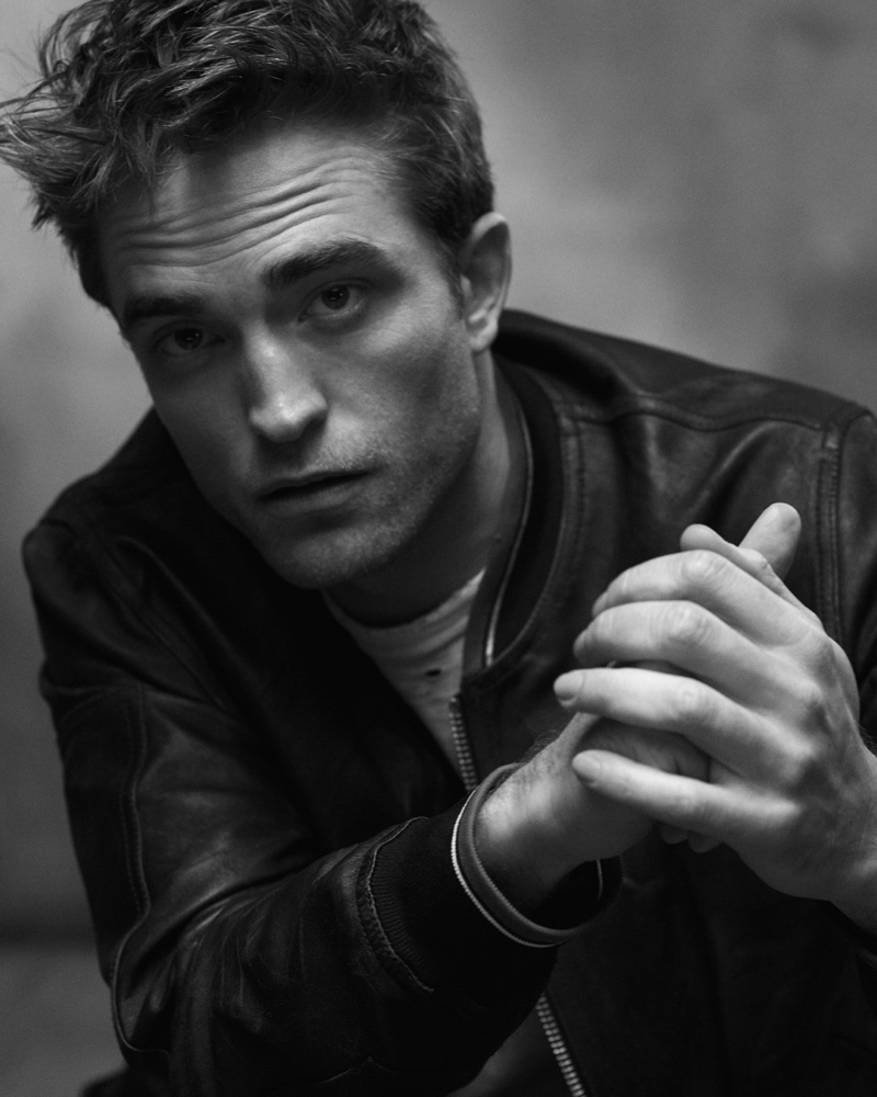 Reuniting with Dior Homme, Robert Pattinson fronts the namesake fragrance campaign.