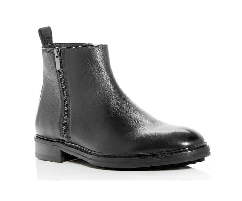 HUGO Leather Boots