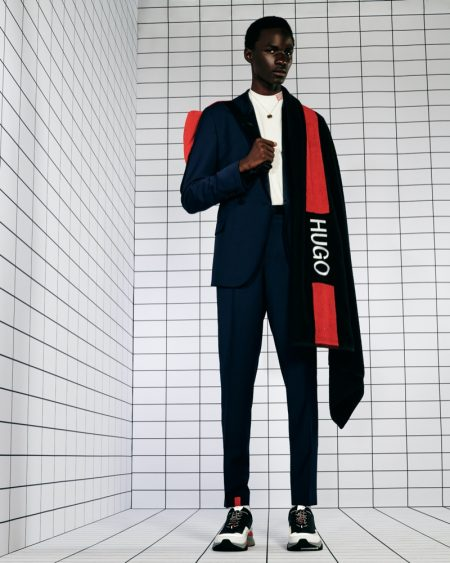 HUGO Goes Minimal for Pre-Fall '20 Collection