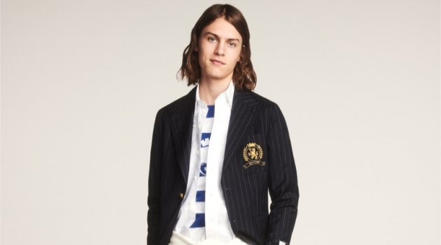 Tommy Hilfiger Celebrates 35 Years with Hilfiger Collection