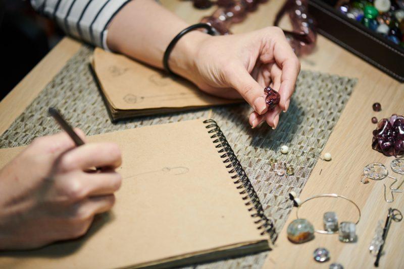 Jewelry Inspiration Designer