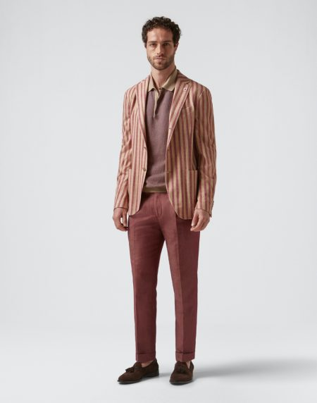 Lardini Inspires with Light & Sartorial Spring '20 Collection