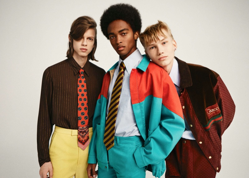 Modern Times: Life & Style México Goes Colorful with Gucci
