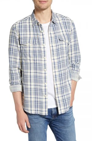 Men's Madewell Double-Weave Perfect Shirt