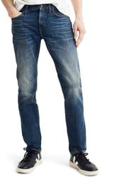 Men's Madewell Rigid Slim Fit Jeans, Size 28 x 32 - Blue