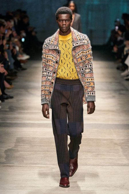 Missoni Hits the Catwalk with Jazzy Fall '20 Collection