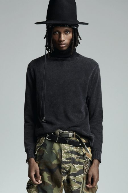 R13 Does Western Style for Fall '20 Collection