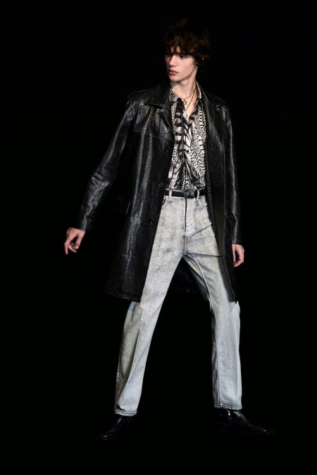 Roberto Cavalli Returns True to Form for Fall '20 Collection