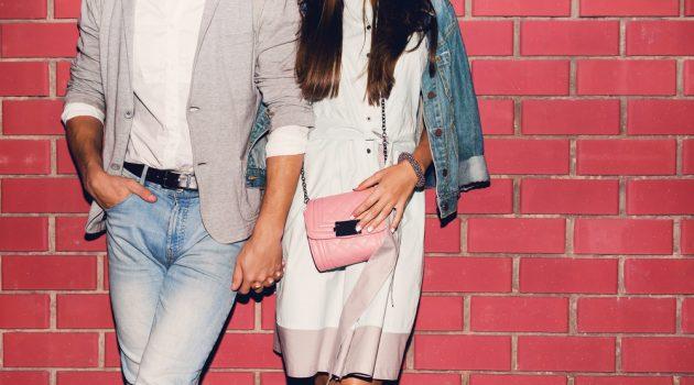 Stylish Cropped Couple