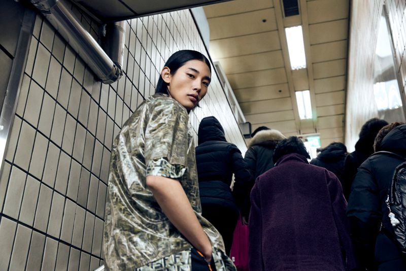 Tae Min Park 2020 Dazed Korea Cover Shoot | The Fashionisto