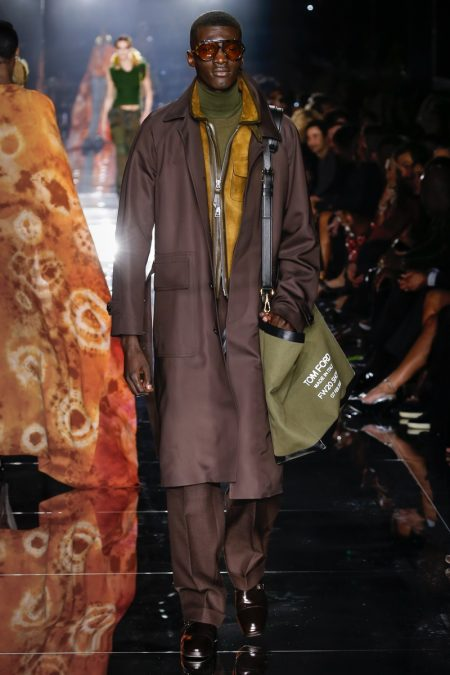 Tom Ford Hits LA for Fall '20 Show