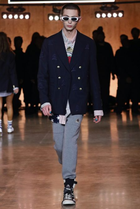 Tommy Hilfiger Takes to London with TommyxLewis Spring '20 Collection