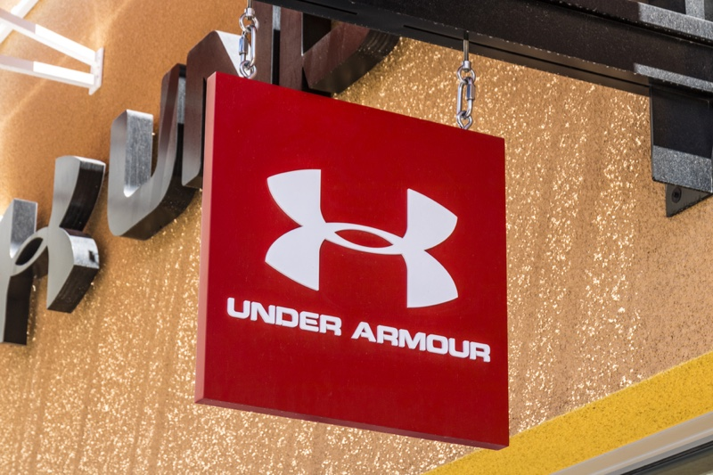 Under Armour Sign