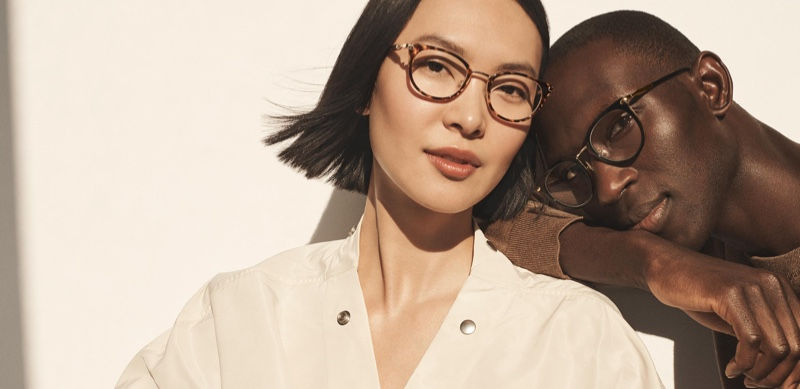 Warby Parker unveils its new Nesso Series collection with its Garland (pictured left) and Whittier (pictured right) eyewear styles.