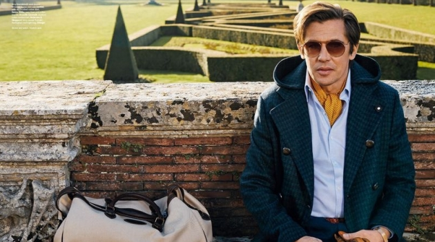 Manors Maketh Man: Werner Schreyer for The Rake