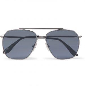Acne Studios - Aviator-Style Silver-Tone Sunglasses - Men - Silver