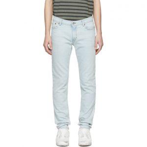 Acne Studios Blue Bla Konst Light North Jeans