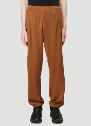 Acne Studios Prescot Face Pants in Brown size XL