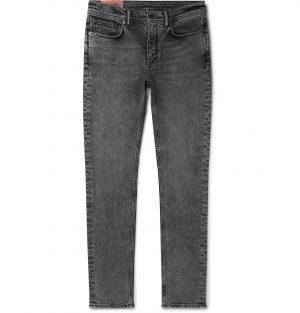 Acne Studios - Skinny-Fit Denim Jeans - Men - Gray
