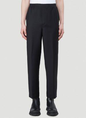 Acne Studios Straight Leg Pismo Pants in Blue size IT - 46