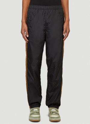 Acne Studios Striped Track Pants in Black size XS