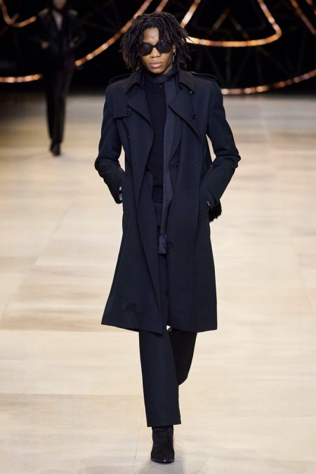 Celine Delivers Unisex Glamour with Fall '20 Collection