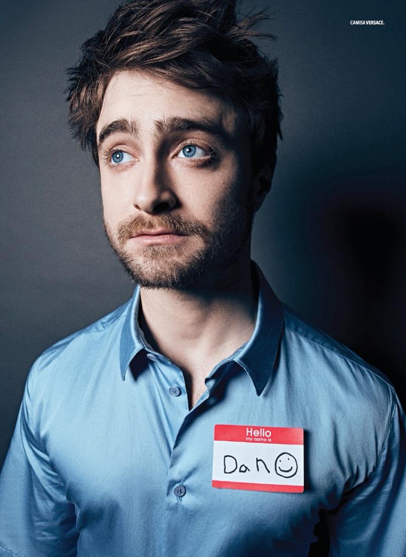 Daniel Radcliffe 2020 Esquire México Cover Photo Shoot