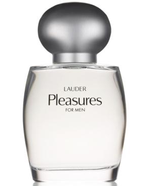 Estee Lauder pleasures For Men Cologne Spray, 3.4 oz