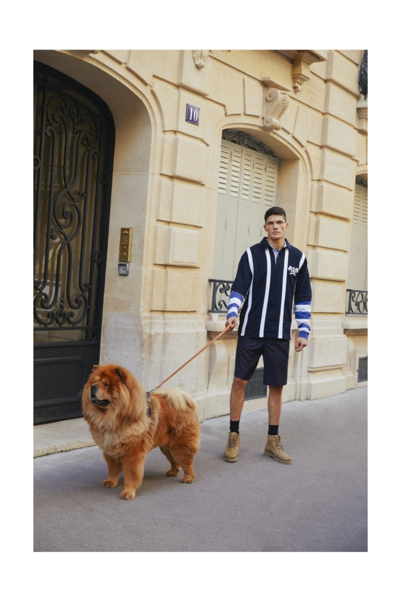 Islam Sports Tommy Hilfiger for Vogue Hommes