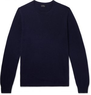 J.Crew - Cashmere Sweater - Men - Blue