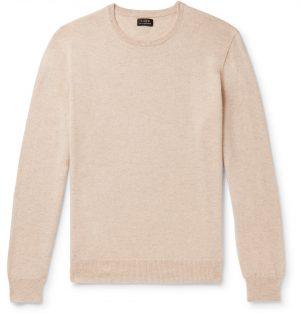 J.Crew - Cashmere Sweater - Men - Neutrals