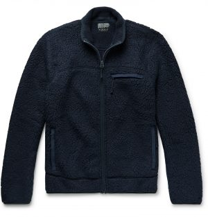 J.Crew - Nordic Polartec Fleece Zip-Up Jacket - Men - Blue