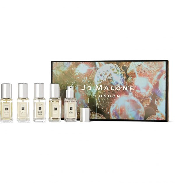 Jo Malone London - Cologne Collection, 5 x 9ml - Men - Colorless