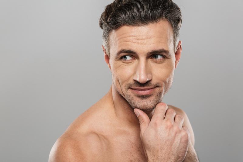 Man Beauty Skincare Grooming