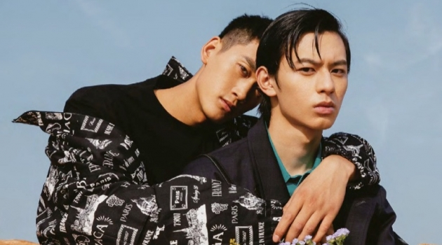 Love is More: Shang & Ming for Men's Uno Hong Kong