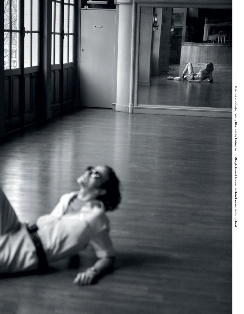 Turn the Lights Down Low: Niels for Esquire Singapore