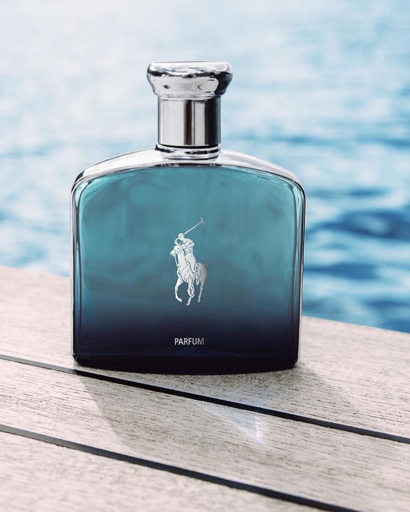 POLO Ralph Lauren Deep Blue Fragrance Campaign