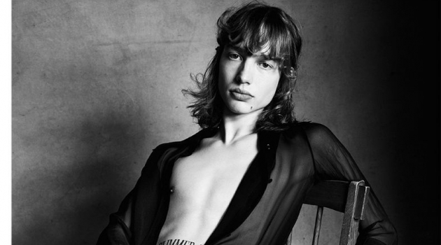 Aiden, Raimundo + More Rock Saint Laurent for HERO