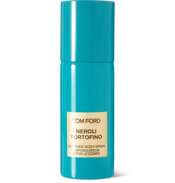 TOM FORD BEAUTY - Neroli Portofino All Over Body Spray, 150ml - Men - Colorless