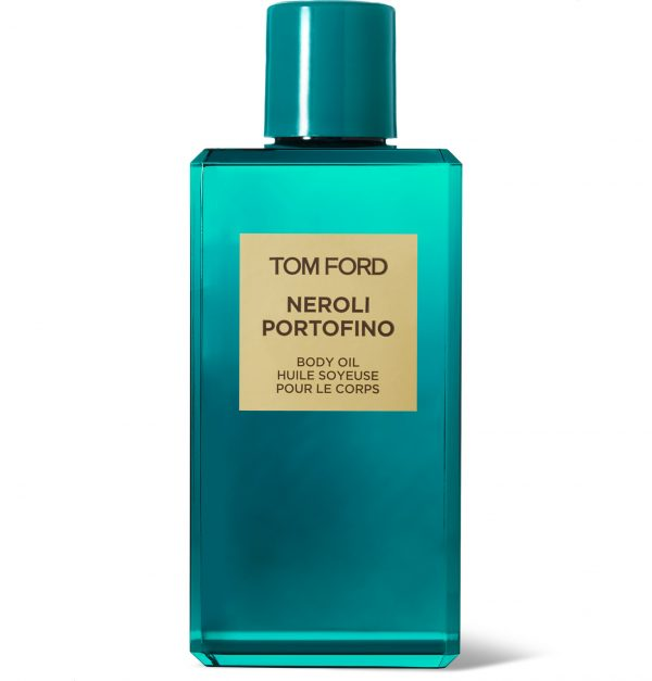 TOM FORD BEAUTY - Neroli Portofino Body Oil, 250ml - Men - Blue