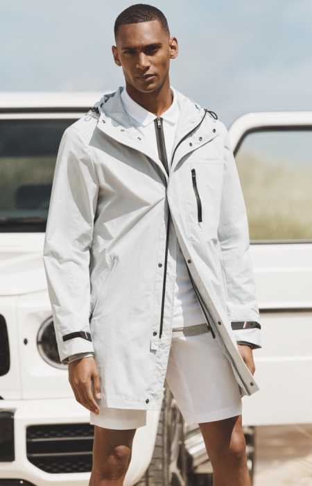 Sportswear is Front & Center for Tommy x Mercedes-Benz Spring '20 Collection