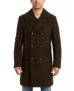 Vince Camuto Men's Double Breasted Walker Jacket