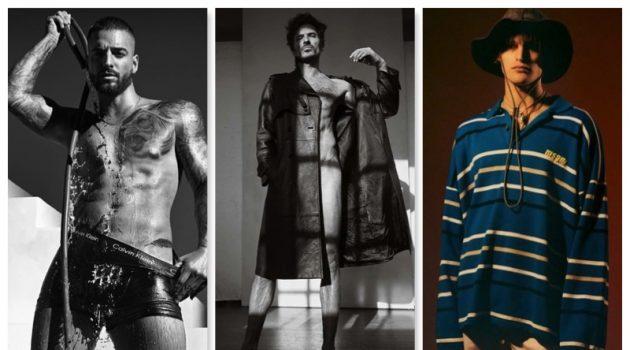 Week in Review: Calvin Klein, Andres Velencoso, Parker van Noord + More