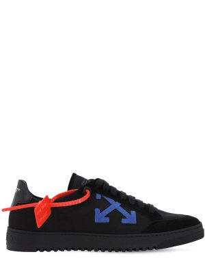 2.0 Leather & Suede Sneakers