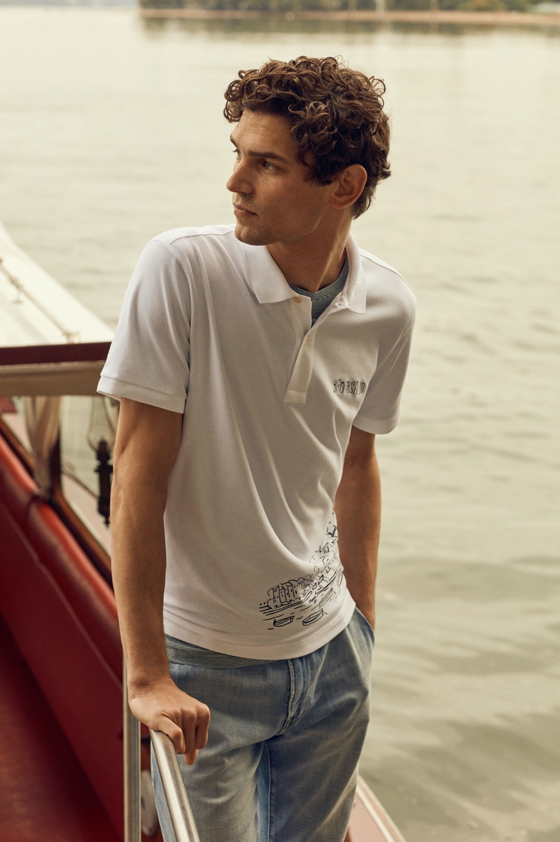 Arthur Inspires in Brooksfield Spring '20 Campaign