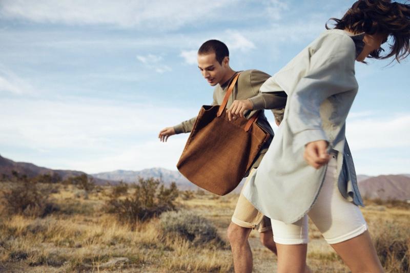 Esprit Unveils Eco-Friendly EarthColors Capsule Collection