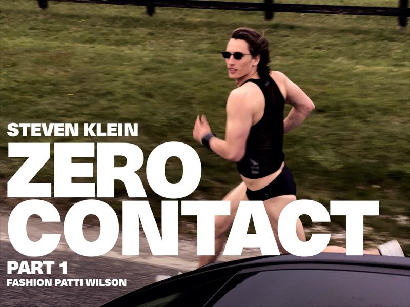 Zero Contact: Steven Klein Snaps James for VMAN