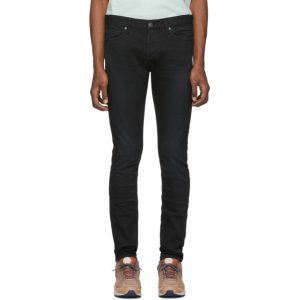 John Elliott Black The Cast 2 Jeans